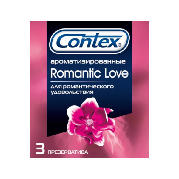 Презервативы Контекс Contex Romantic Love 3 купить цена